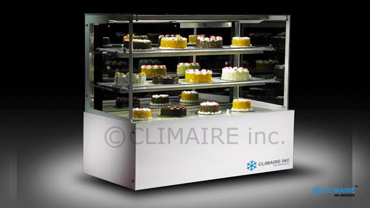 Dallas Bakery and Confectionery Display Product