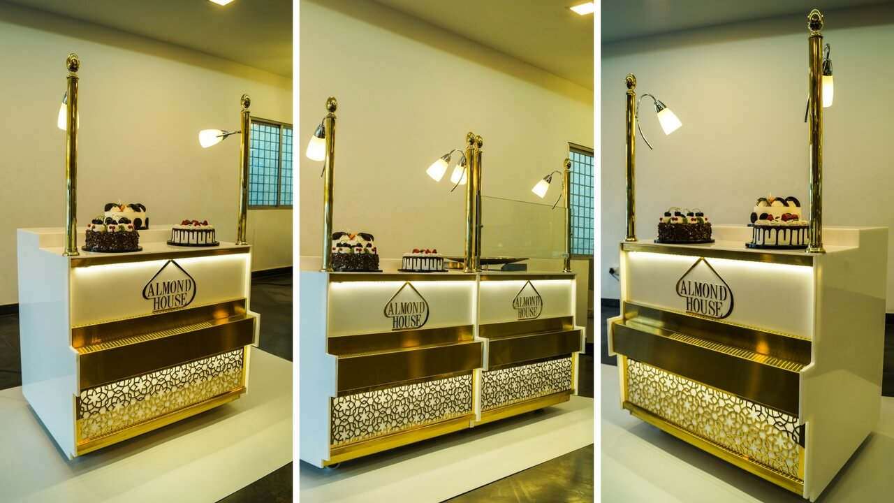 Almond-House-Wedding-Counter-Hyderabad-Bakery-and-Confectionery-Climaire-Inc-Project